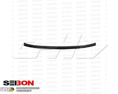 Seibon Carbon Fiber Ta-style Carbon Fiber Rear Spoiler Honda Civic 06-10 Brand N