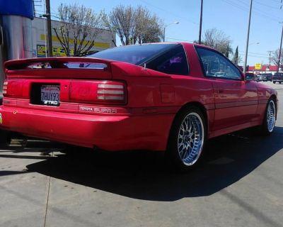 1991 Supra turbo