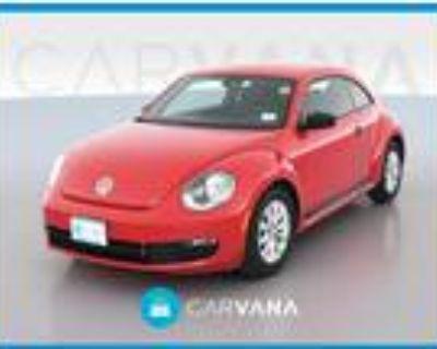 2016 Volkswagen Beetle Red, 20K miles