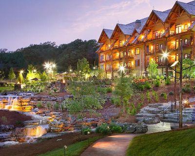 Rustic elegant Stay-Wilderness Club Big Cedar 2 BR Lodge-Lockoff - Big Cedars