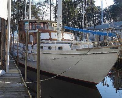 1970 57' Alden Yachts 57
