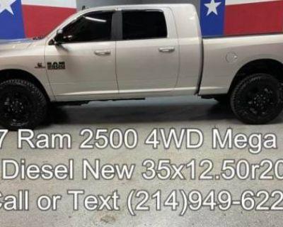 2017 Ram 2500 Big Horn
