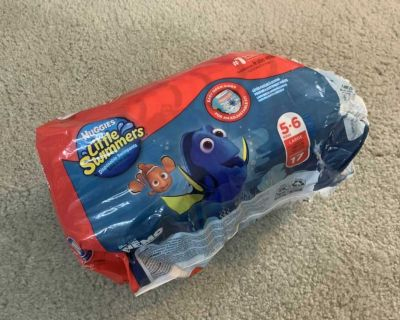 Huggies Little Swimmers Size 5-6 (13 count)