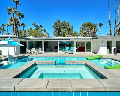 ALL NEW DESIGNER HOME 3 bed 4 bath. Pool & Spa Gated. Near Downtown. - Old Las Palmas
