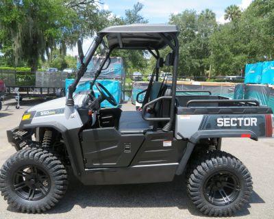 2021 Hisun Sector 550 EPS Utility SxS Sanford, FL