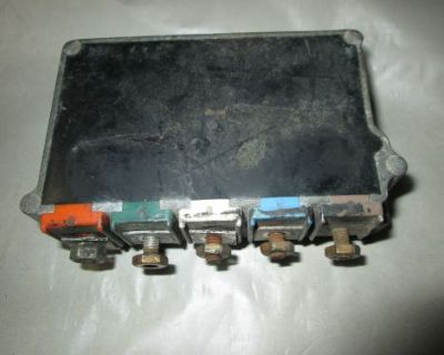 Mercury 332-4172a1 40 402 Outboard Switch Box Cdi Unit Fits Some Snowmobile Too