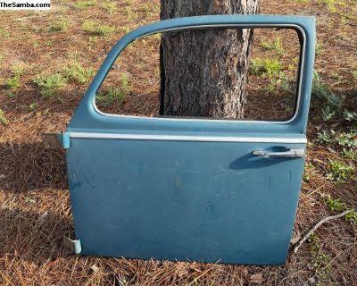 1966 VW Beetle Bug Drivers Side Door