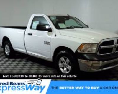 "2015 Ram 1500 Tradesman Regular Cab 8'2"" Box 2WD"