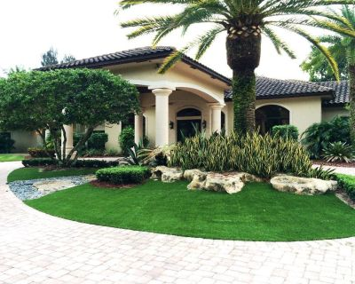 Synthetic grass immediate and long-term