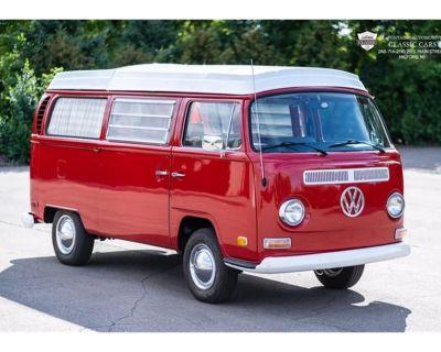 1970 Volkswagen Camper