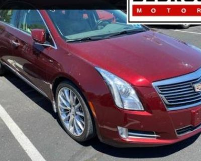 2016 Cadillac XTS V-Sport Platinum