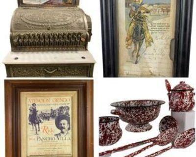 ANTIQUE COLLECTIBLES & MORE AUCTION (27)