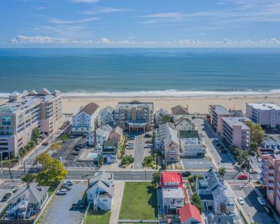 Unique and Cozy Beachside 3 bedroom apartment - Ocean City