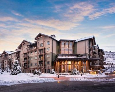 Wyndham Park City - 5 Star Newly built Ski In/Ski Out Resort in the Canyons! - Park City