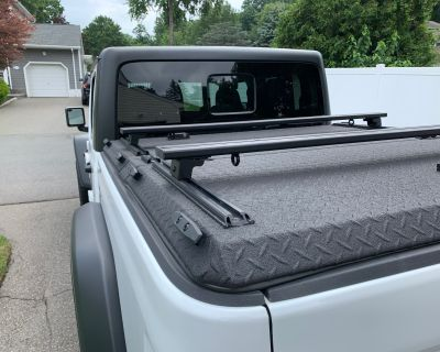 New Jersey - FS: Diamondback SE bed cover + Front Runner load bars