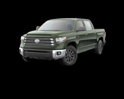 New 2021 Toyota Tundra SR5 SR5 CREWMAX