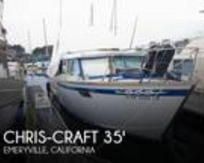 35 foot Chris-Craft 35