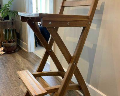 Garden/Patio Bar Chair