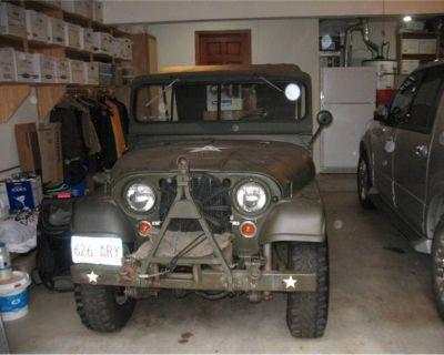 1959 Jeep Military