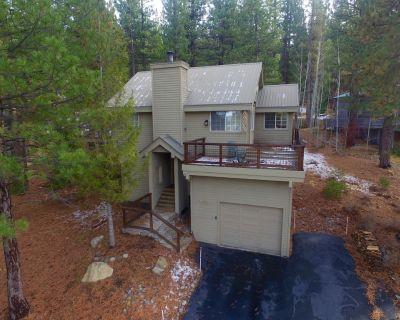 Newly Remodeled Northstar Cabin 2 Master Suites - Truckee