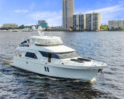 2011 Ocean Alexander 70 Motor Yacht