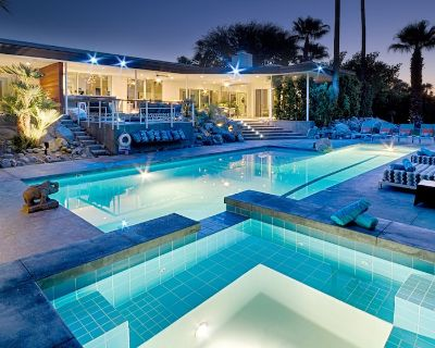 Lux Estate- Reconnect with Family & Friends. 9 beds, Pool, Spa, View, Dogs ok - Vista Las Palmas