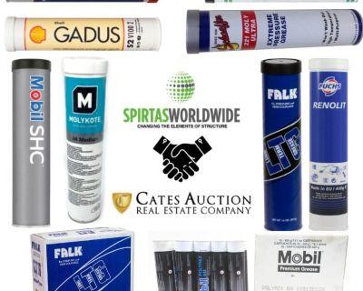 Liquidation Auction Of Premium Industrial Greases