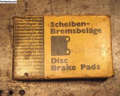 Porsche 911 Rear Brake Pad Set
