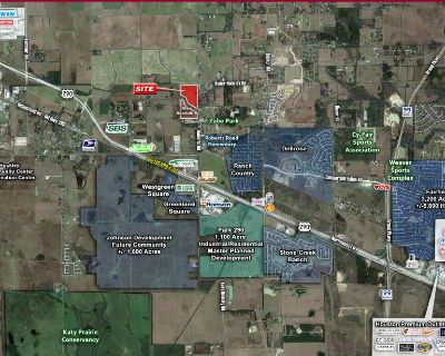 41.02 Acres - Bauer Hockley and Roberts Road
