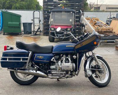 1979 Honda GL1000 Cruiser Hialeah, FL