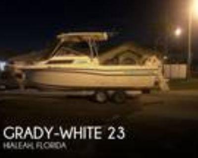 23 foot Grady-White 23 Gulfstream
