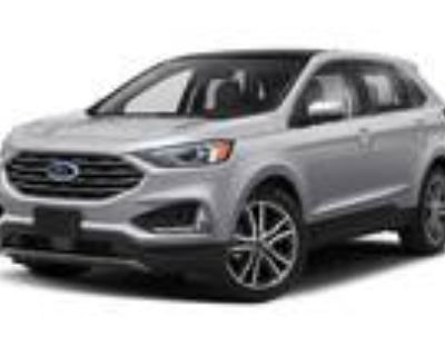 2020 Ford Edge Silver, 4K miles