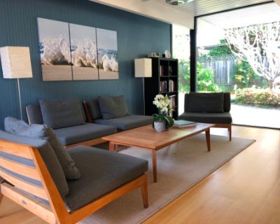 Historic Mid Century Home in Sunnyvale, the Heart of Silicon Valley, Sunnyvale, CA