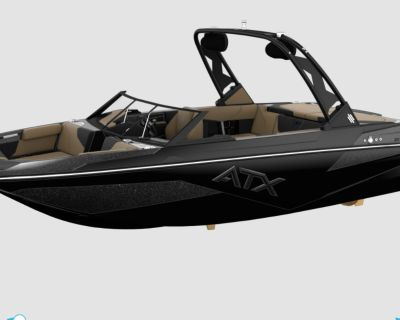 2022 Tige - Manufacturers 22ATX Boat Osseo, MN