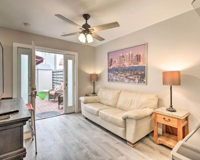 Charming Abode w/ Patio 5 Minutes to Balboa Park! - North Park