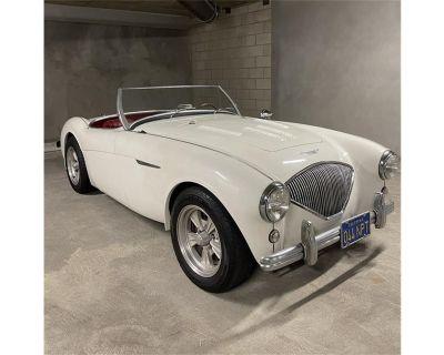 1954 Austin-Healey 100-4