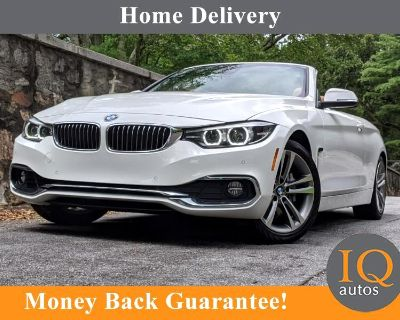 Used 2018 BMW 4-Series 440i convertible