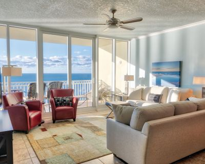 Luxury Hi-rise Low-Density OWNER Operated Xclean Flexible Cancellations PvtBeach - Gulf Shores