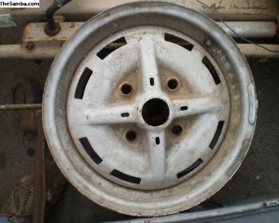 Sport rim star bug 914 wheel