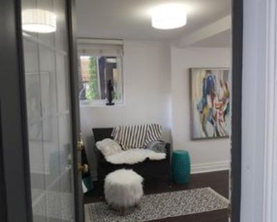235 Leslie Street #Basement U, Toronto, ON M4M 3C8 2 Bedroom Apartment