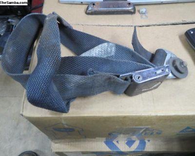 Vintage Seat Belt