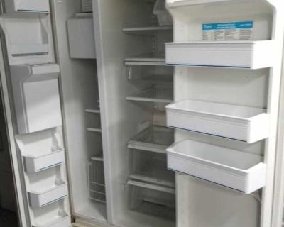 Whirlpool Fridge and Freezer dispenser