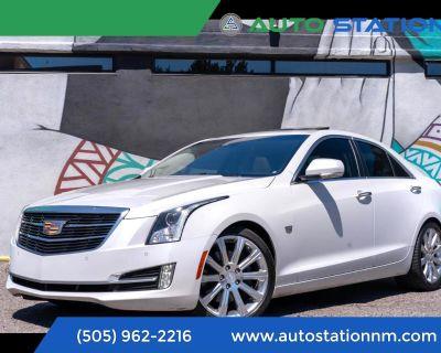 2017 Cadillac ATS Sedan 4DR SDN 3.6L PREMIUM LUXURY RWD