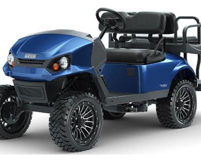 2022 E-Z-GO Express S4 72-Volt Electric Golf Carts Jackson, TN