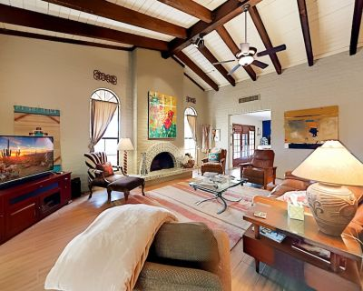 Enchanting Hacienda   Private Casita   Courtyard, Heated Pool & Fire Pit - Camelback East