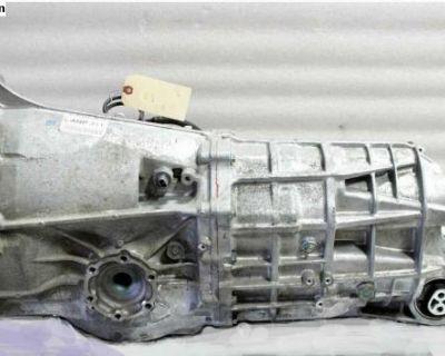 997 Carrera 911 Manual 6 Speed Transmission