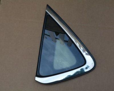 2008-2015 Infiniti Ex35 Ex Qx50 Rear Quarter Panel Window Glass Driver Left Oem