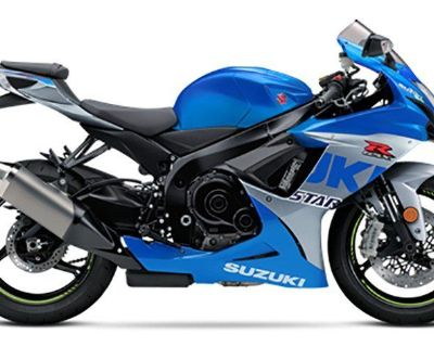 2021 Suzuki GSX-R600 100th Anniversary Edition Supersport Greenville, NC