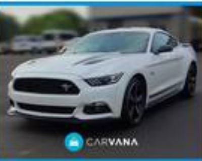 2017 Ford Mustang White, 8K miles