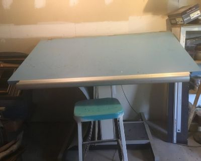 Drafting/Craft Work Table